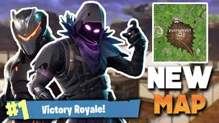 Obtenir mon 'FIRST' #1 VICTORY ROYALE En 'SEASON 4' - Fortnite Battle Royale!
