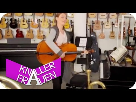 Knallerfrauen mit Martina Hill | Virtuose