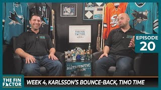 Week 4, Karlsson's Bounce-back, Timo Time (Ep 20)