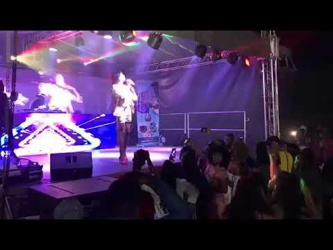 Download Mizo Phyll birthday celebration, Muledane hustler - performing dala Nga chawe @Matshal cafe