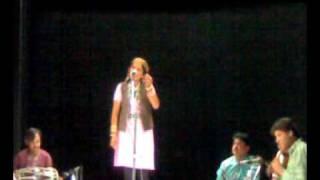 Kali Chauhan Best Himachali Folk Singer-Ube beyon beyon.mp4