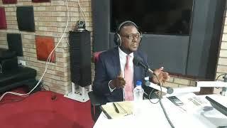 HON GARY NKOMBO EXPLAINS BRIBED MPs AFTER BILL 10 FALL