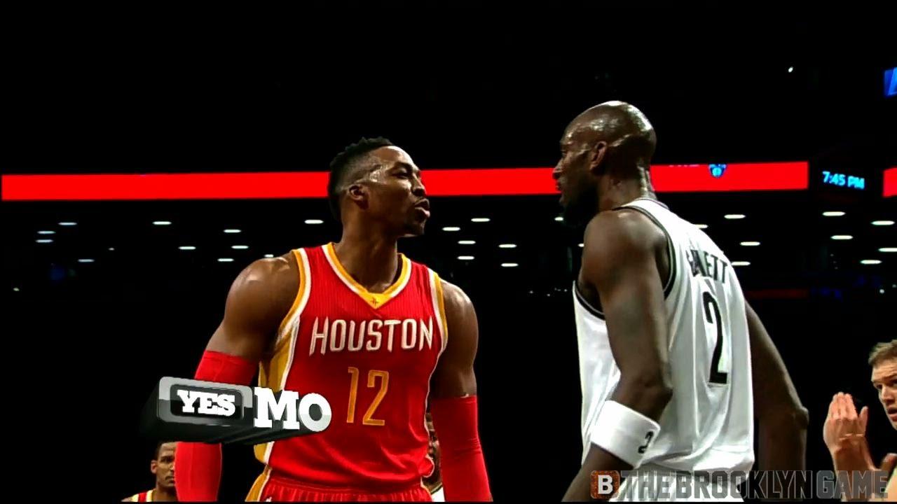 NBA最裝兇但最不敢真的幹架的人?