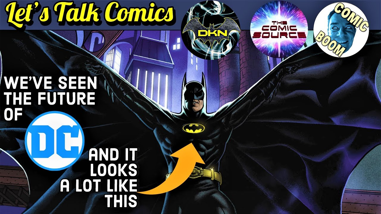 What Future Lies for DC Comics after Future State?! | Let's Talk Comics