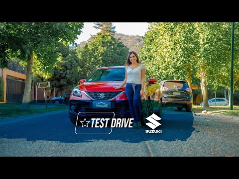 Test Drive  Suzuki Baleno 2020