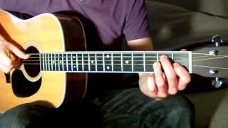 Snow Patrol Chasing Cars Guitar Lesson FREE TAB Chords and Tab - Guitar Tutorial Easy Song