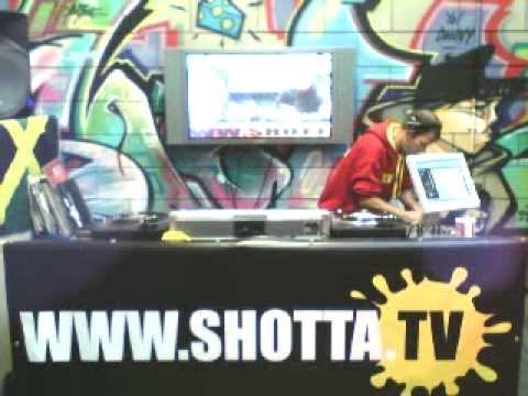 002 NYE 2011 Shotta TV - DJ T old Skool Mashup.flv