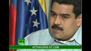 26 Sep 2011 Entrevista con Nicolás Maduro, canciller venezolano