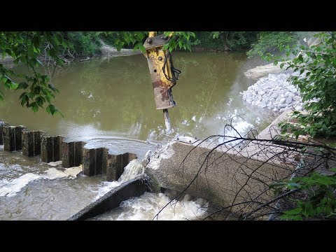 Obsolete Alabama Dam Removed By Fish And Wildlife Service