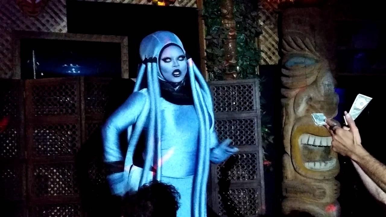 Mayhem Miller Is Diva Plavalaguna At Toucans Youtube