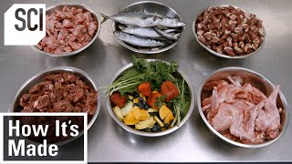 How It's Made: Raw Pet Food