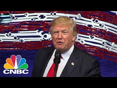 President Donald Trump: 'Big' Infrastructure Bill Is Coming Soon | CNBC