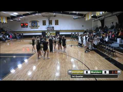 Donettes vs Malden JV & Varsity (Live Stream Replay)