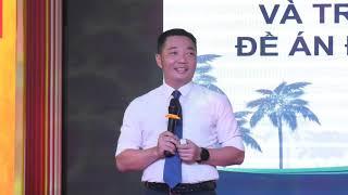 """Chủ Tịch Quận 12 chia sẻ về """"Cách Mạng Công Nghiệp 4.0"""" tại Tập Đoàn Giáo Dục Quốc Tế Nam Việt"""