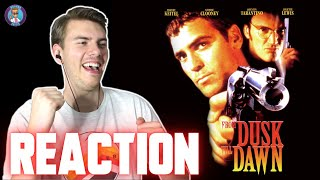 From Dusk Till Dawn (1996) - FIRST TIME WATCHING - MOVIE REACTION