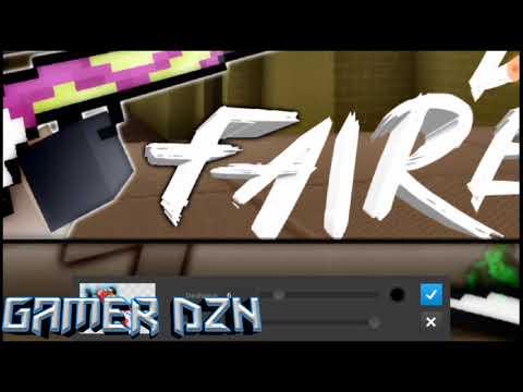 Speed Art   Banner Para -Faire Block Strike-