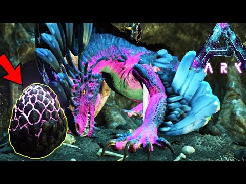 Ark Aberration - THEY EXIST?! LVL 720 ROCK DRAKE EGG FINDING