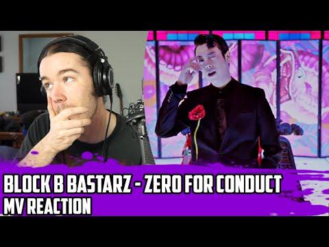 Block B Bastarz(블락비 바스타즈) - Zero for Conduct(품행제로) | MV Reaction