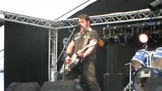 Dave Acari live @ Bourbon St.  40th Glastonbury Festival