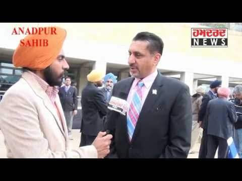 Exclusive Interview with Bal Gosal (Canadian MP)  by JASPREET SINGH ASHK
