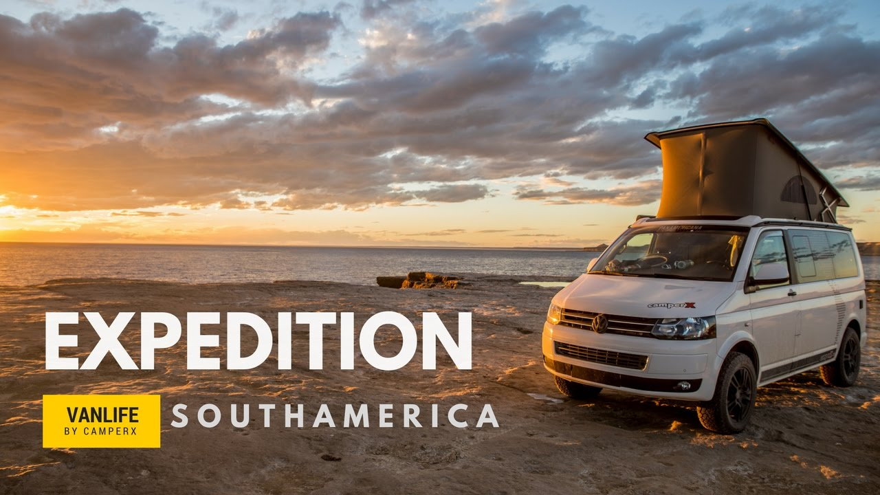 Adventure Van Life Expedition In Southamerica With A 4x4