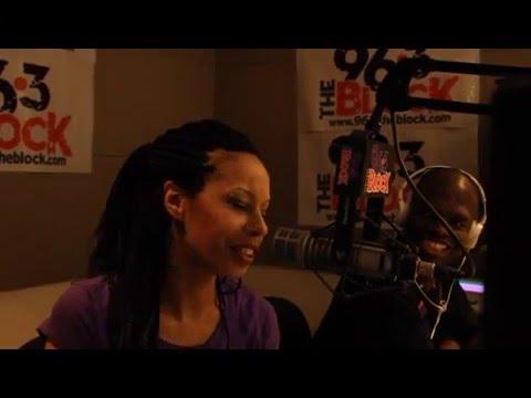 96.3 The Block Radio Interview w/ JJ Solomon (2-28-16)