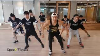 NOT TODAY by BTS | KPOPX FITNESS| KPOP DANCE | KPOP FITNESS| KPOP WORKOUT | CARDIO HIPHOP