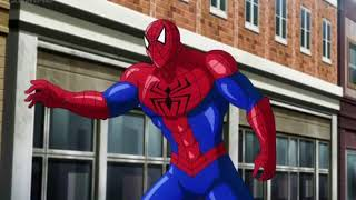 Marvel Disk Wars: The Avengers - Symbiote Spider-Man