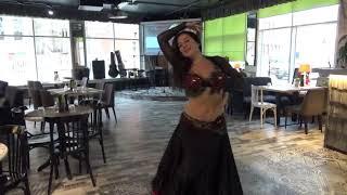 """Танец живота и цыганский танец. Школа танцев """"Экспромт СПб""""  обучение танцам"""