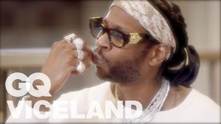 2 Chainz Eats at the Most Expensivest Retirement Home | Most Expensivest | VICELAND & GQ