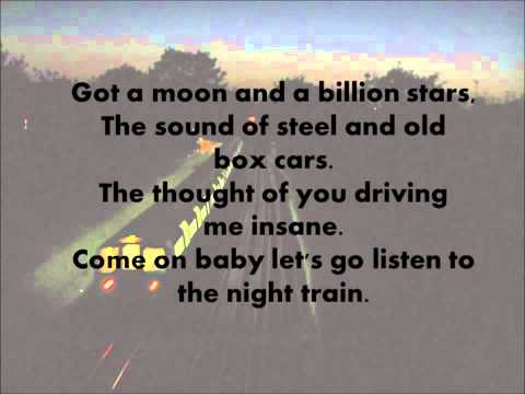 Jason Aldean - Night Train (Lyrics) + Free mp3 download!