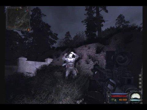 Stalker Game Crash