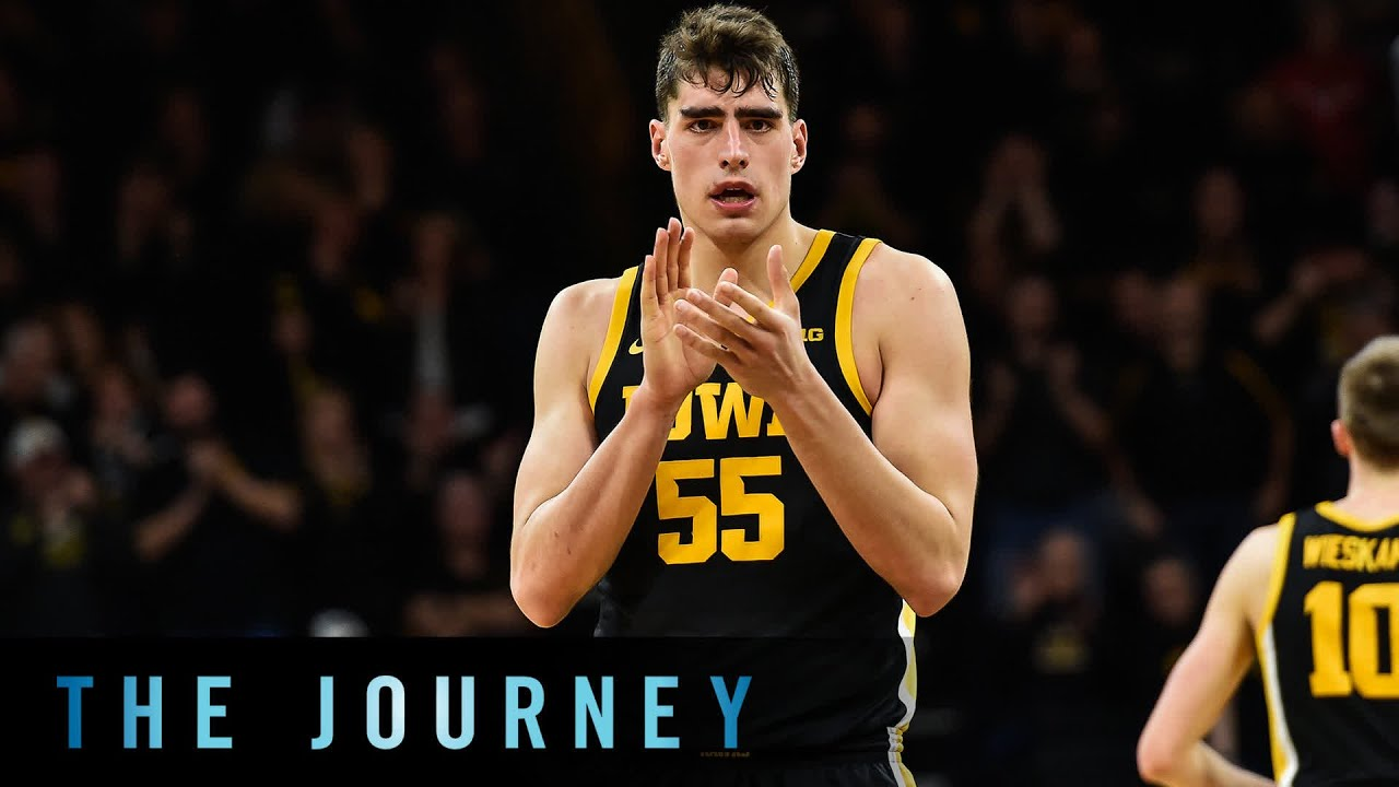 College basketball rankings: Luka Garza has been a dominant force ...