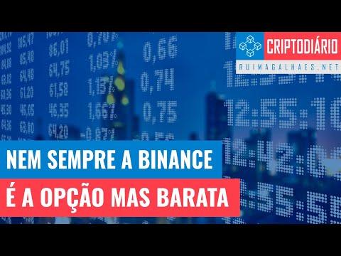 Nem Sempre A Binance é Mais Barata Que A Coinbase - DICA PARA POUPAR TAXAS [ABR-2021]