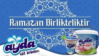 Ayda Süt Ürünleri Ramazan Tanıtım