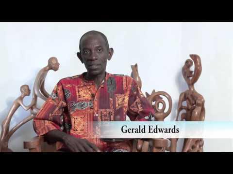 Working - Gerald Edwards - Sculptor