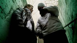 Смотреть клип Skinny Al & Kontra K - Chrom & Chrime