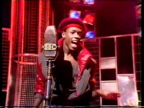 David Grant  Love Will Find A Way. Top Of The Pops 1983