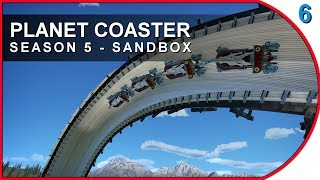 Planet Coaster - S05E06 - Extreme Sleigh
