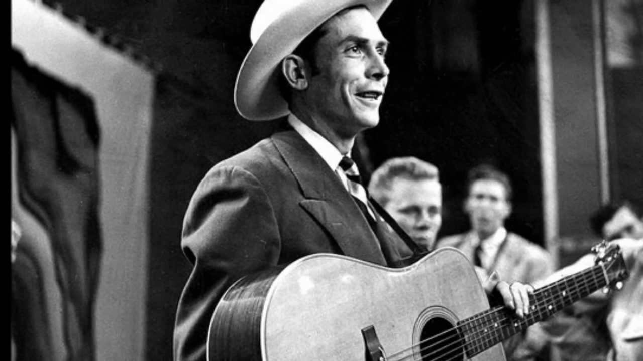 Hank Williams Sr I Saw The Light 1948 Youtube