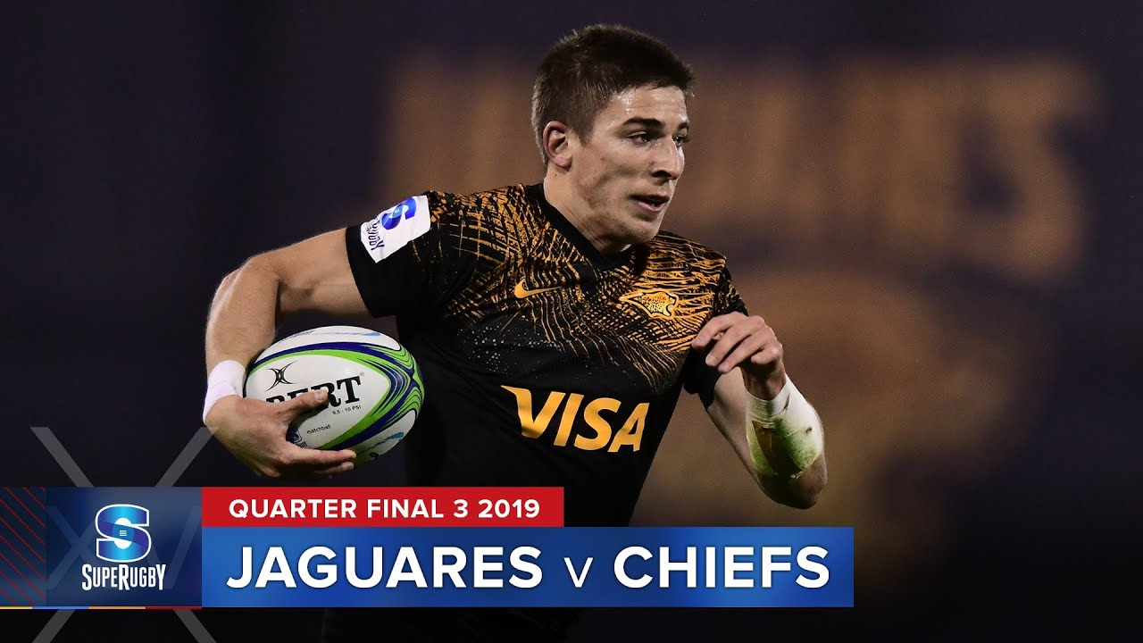 Jaguares v Chiefs | Super Rugby 2019 Quarter Final 3 Highlights