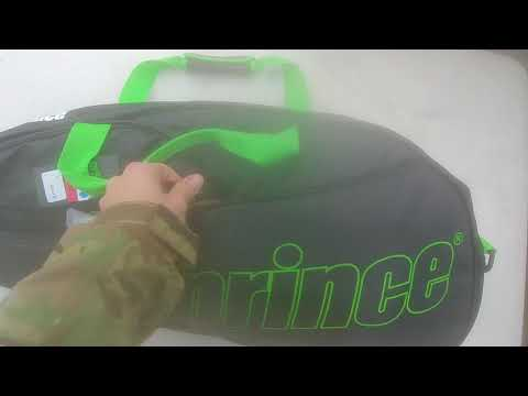 Double SBR tennis racket bag