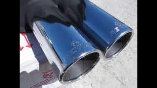 Обзор глушителя REMUS на Subaru Impreza