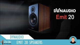 Dynaudio Emit 20 : Standmounts to Beat Under £/€1000 (vs. KEF LS50 Meta)