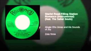 Alogte Oho Jonas and His Sounds of Joy - Starlet Road Filling Station Romance (Instrumental)