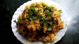 Bache hue chawal ki aisi recipe jo Sab khatee reh jaye l Shwezwani Fried  rice 🍚 / Indian Thali