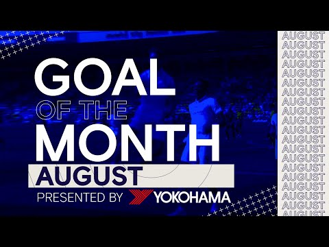 Chelsea Goal of the Month | August⚽️