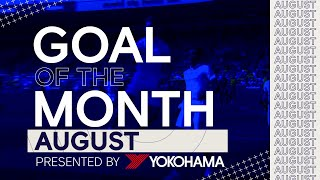 Chelsea's Goal of the Month | August ⚽️