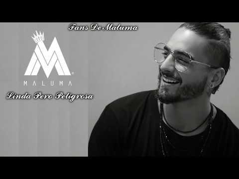Maluma - Linda Pero Peligrosa (Audio Oficial)