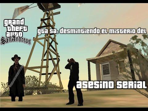 GTA SA #4: desmintiendo el misterio del asesino serial.